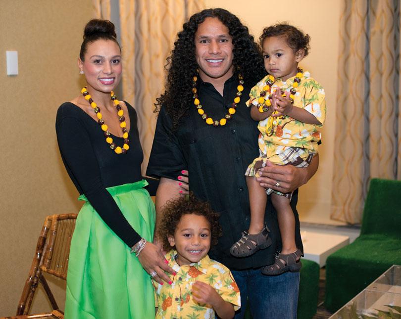 Polamalu's Polynesian Luau   The Event Group   Pittsburgh