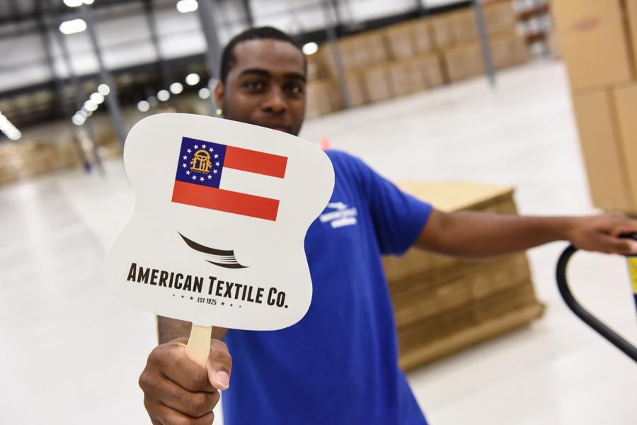 American Textile Company, Branding