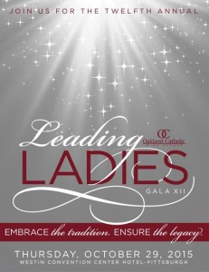 Leading Ladies Oakland Catholic Event | The Event Group, Pittsburgh Corporate Event Planners