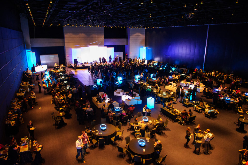 National League of Cities City Summit Pittsburgh Closing Party | David L. Lawrence Convention Center | The Event Group | Pittsburgh Corporate Event Planner