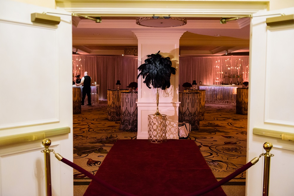 Corporate Speakeasy Event | The Event Group | Leeann Marie Photography | Pittsburgh