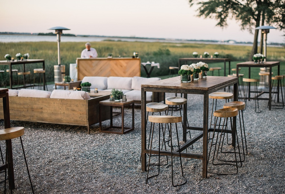 Riverfront Cocktail Party | The Event Group | TimWillPhotography | Charleston, South Carolina