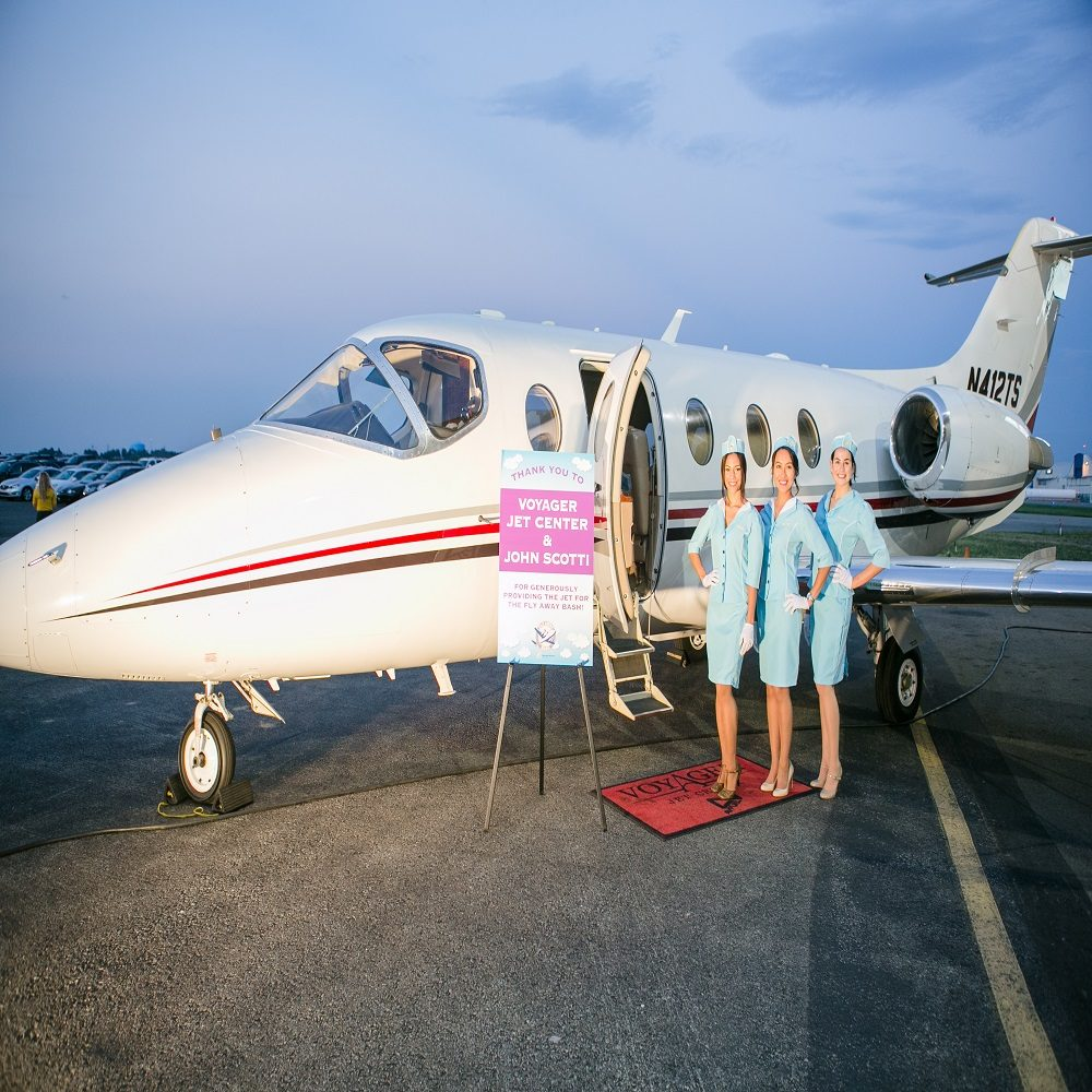 Big Brothers Big Sisters Fly Away Bash | The Event Group | Pittsburgh