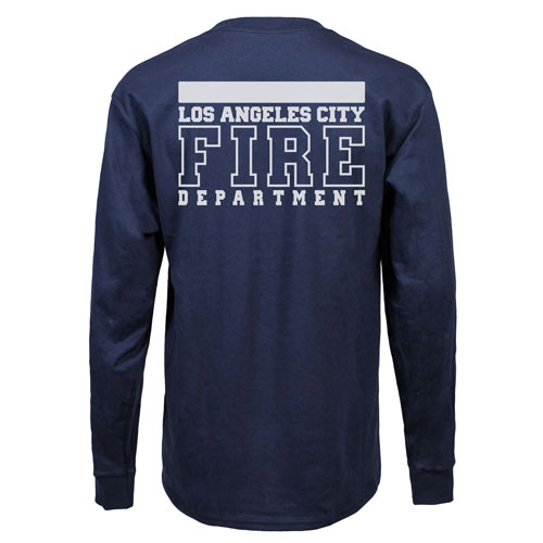 LAFD Long Sleeve T Shirt