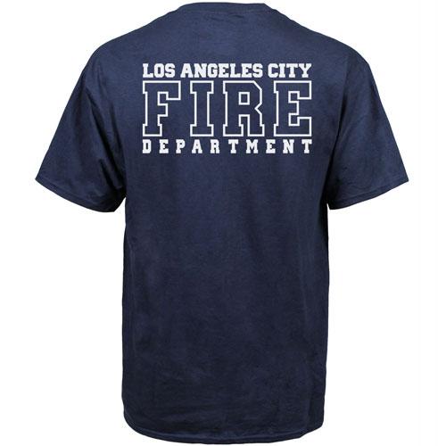 Los Angeles Fire Department Short Sleeve T-Shirt