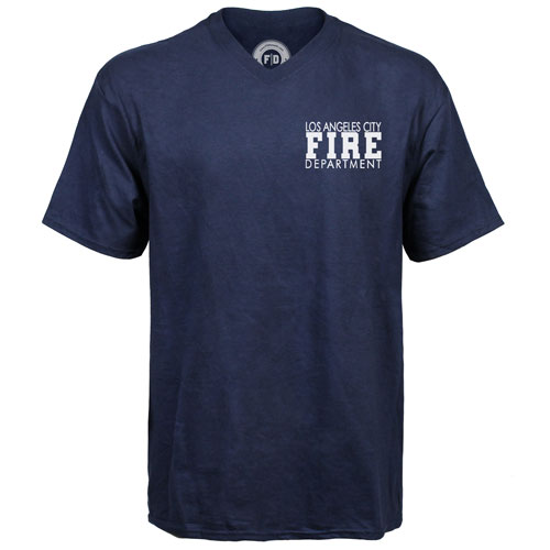 Los Angeles Fire Department Short Sleeve T-Shirt