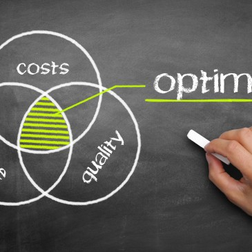 "Confessions of an Optimizer: When is ""excellent"" good enough?"