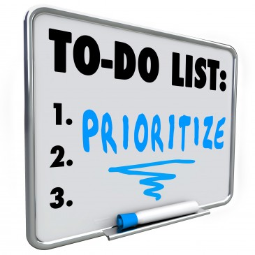What's the Priority?