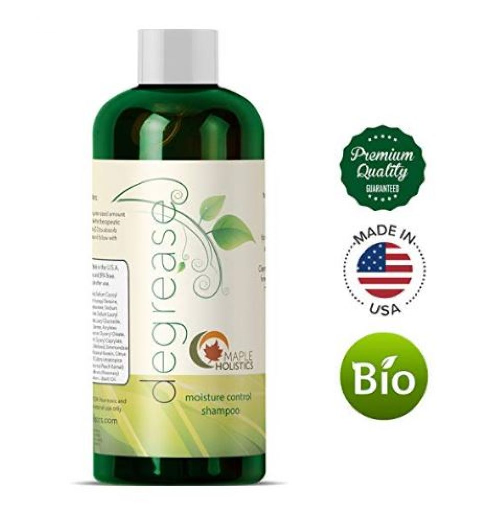 Moisture control shampoo
