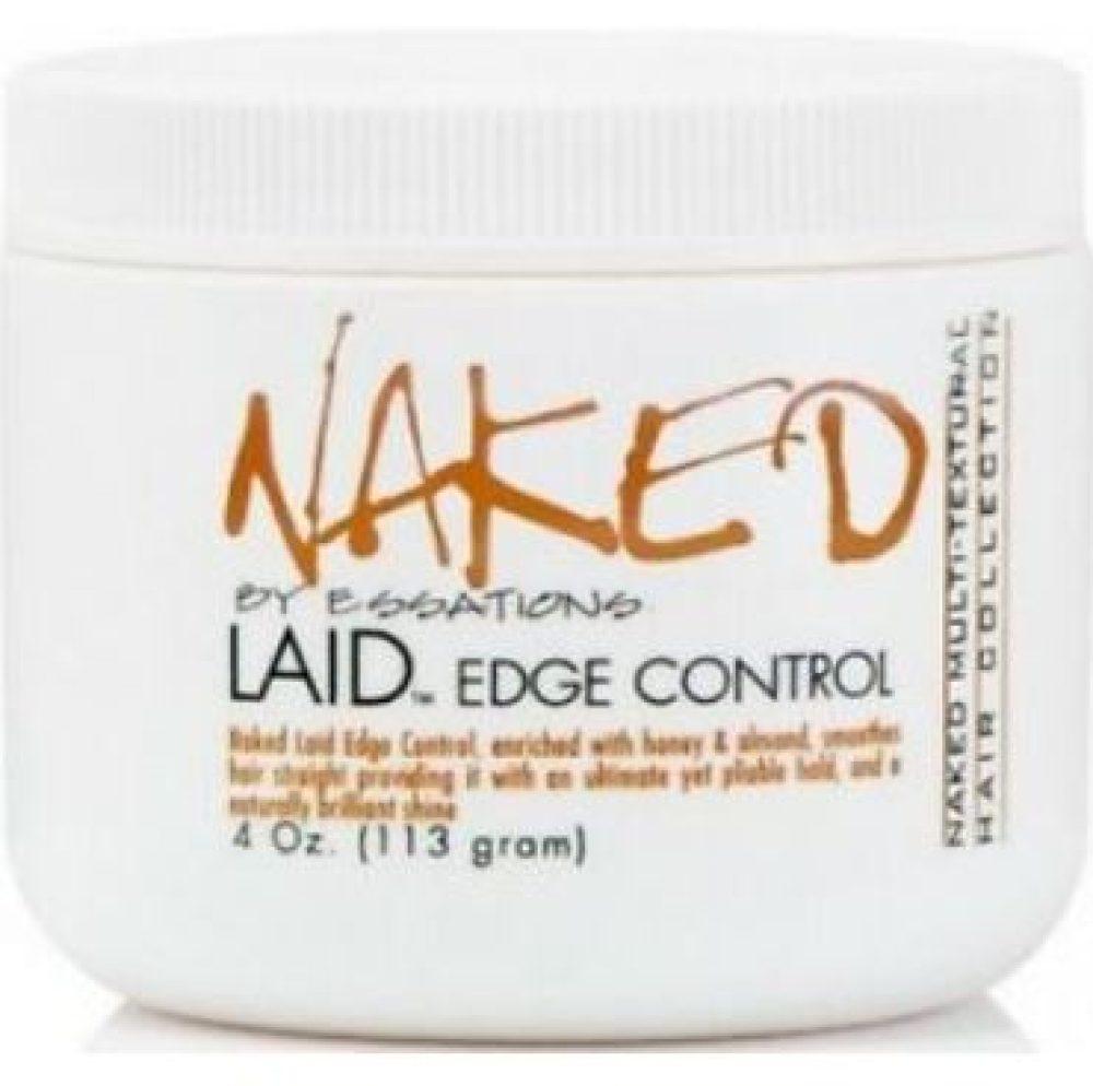 Naked Laid Edge Control 4 oz