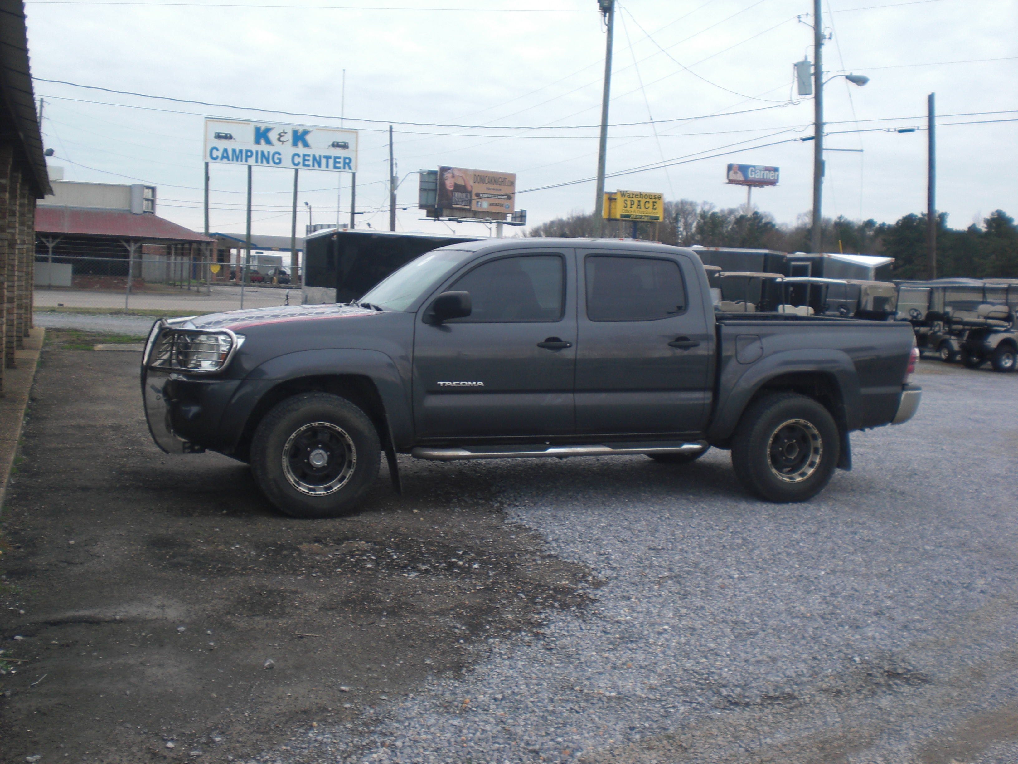 Truck Accessories Prattville AL