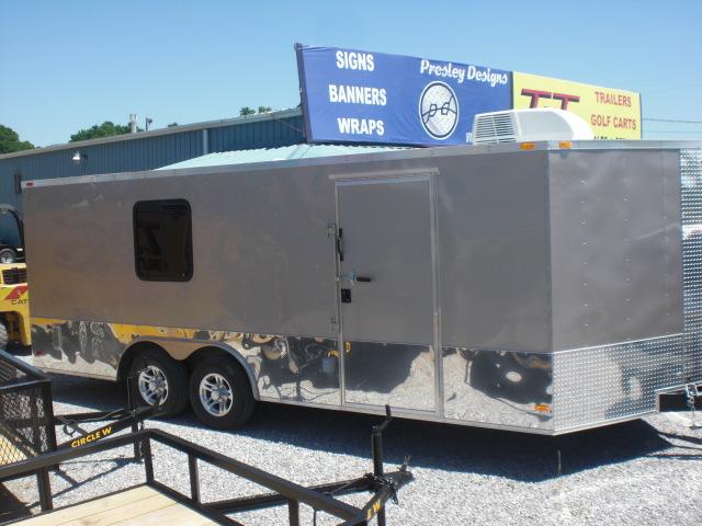 enclosed trailer prattville al