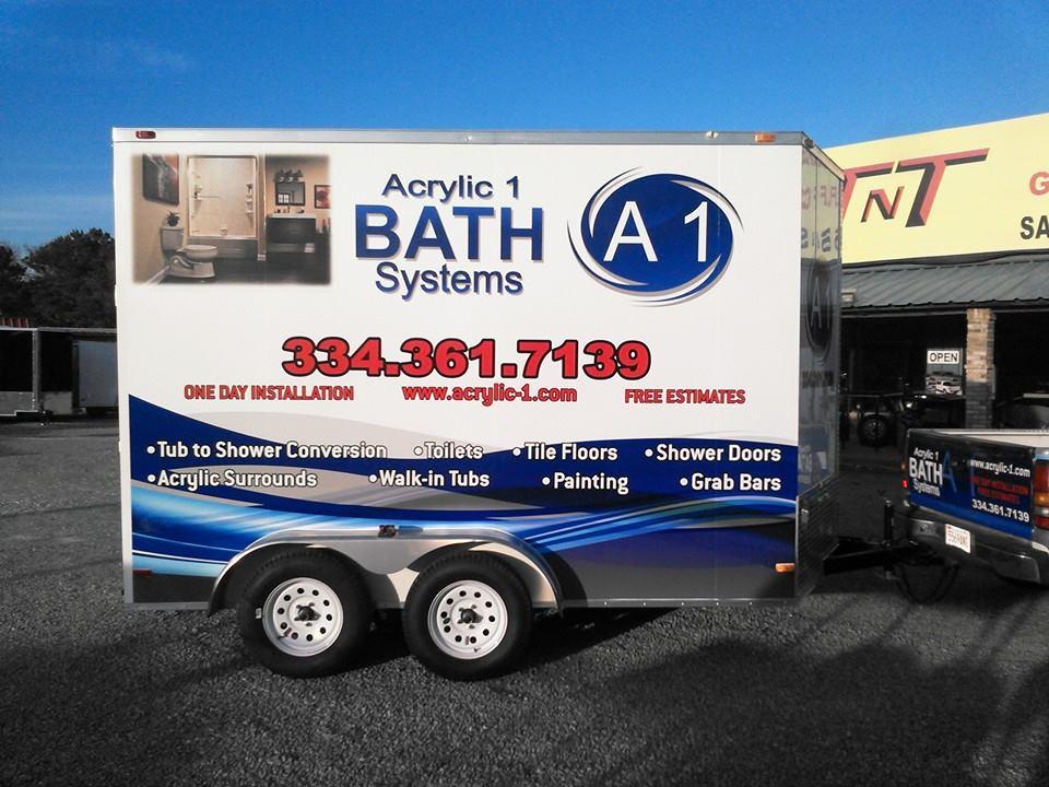 7x12 custom trailer