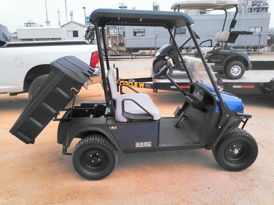E-Z-GO TERRAIN 250 GAS CART