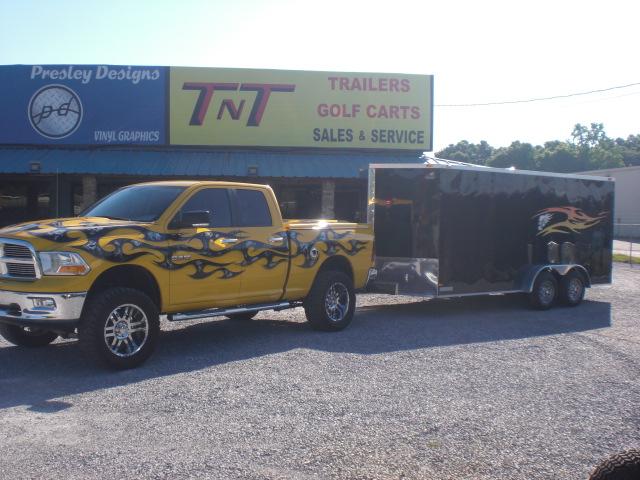 cargo trailers auburn al, enclosed trailers auburn al