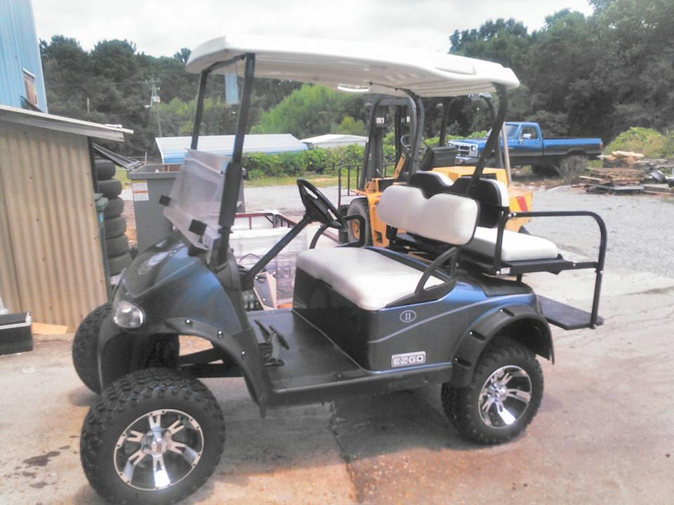48 Volt E-Z-GO RXV, E-Z-Go, golf cart