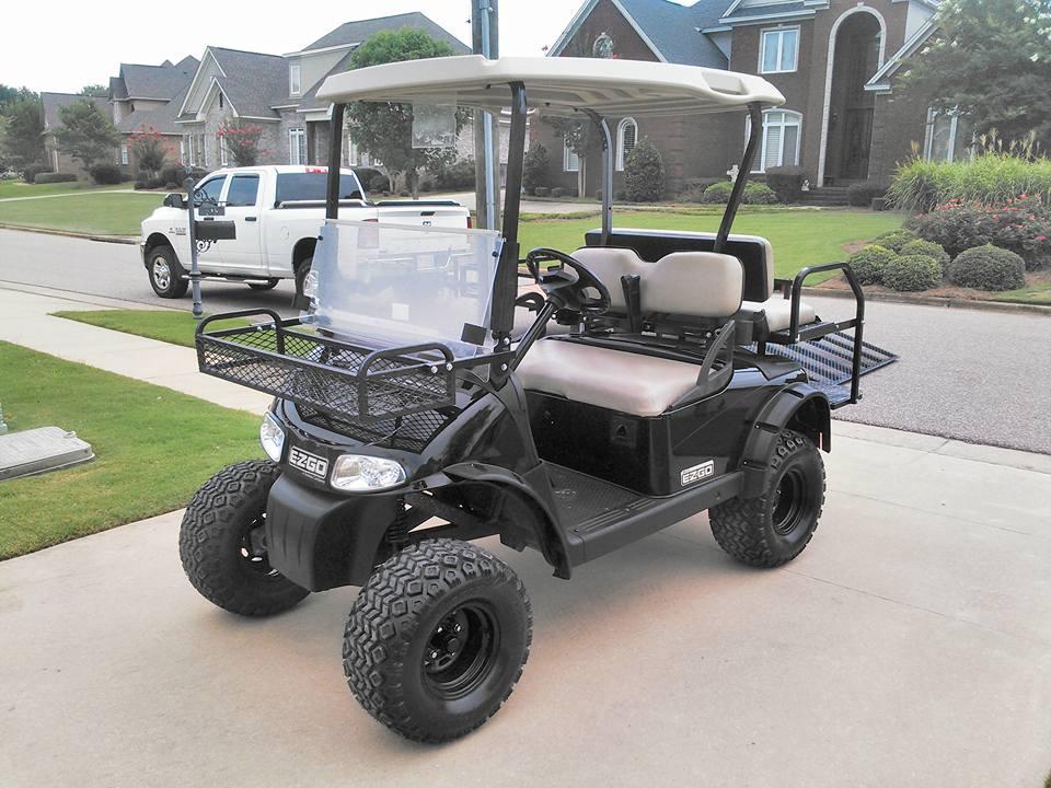 48 Volt E-Z-GO RXV, E-Z-Go, golf cart for sale