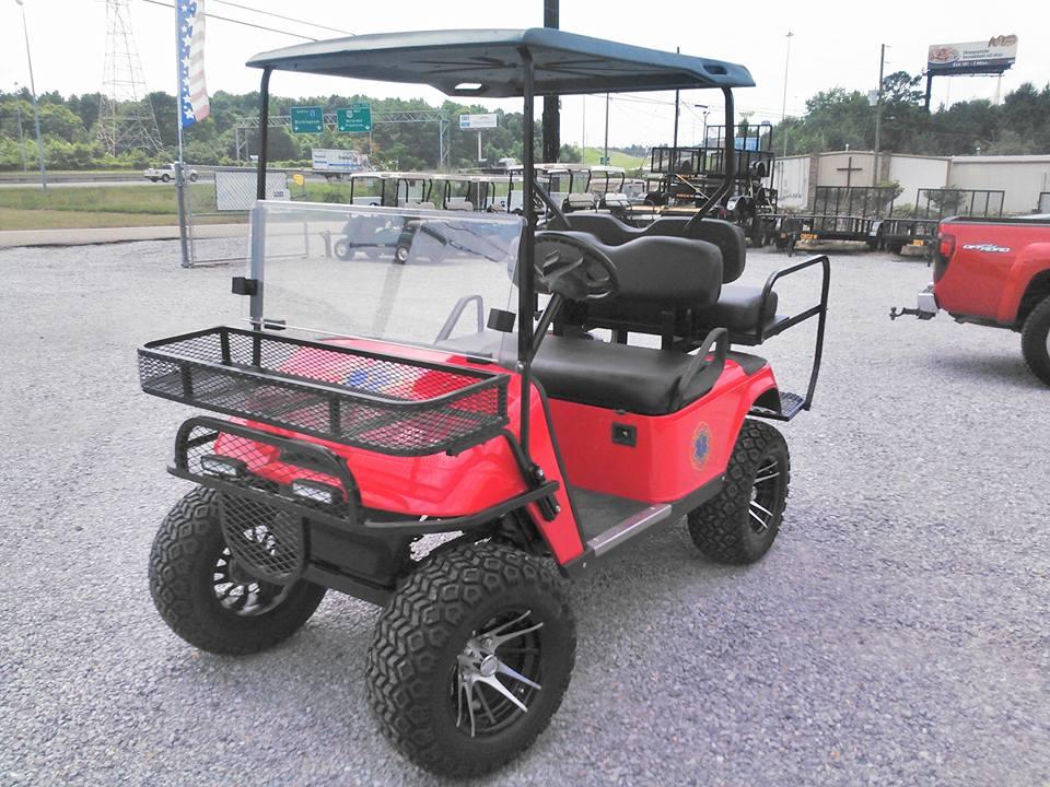 paramedic golf cart