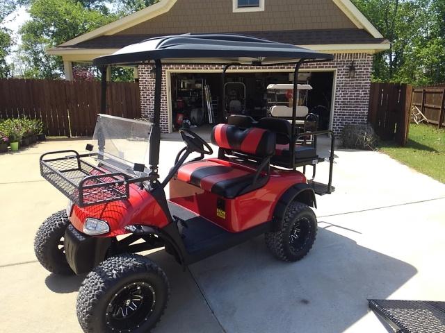 golf carts greenville, al