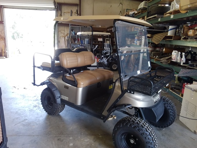 golf carts birmingham, al