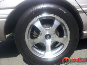 ford-taurus-cooper-tires