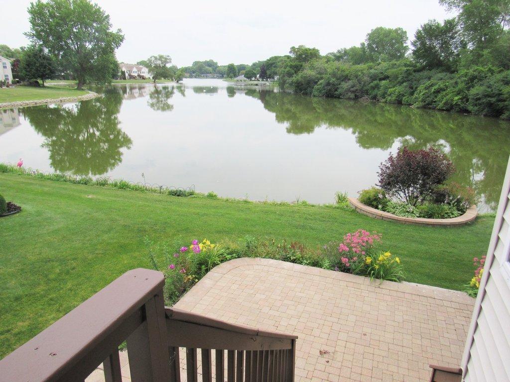 Waterfront View, Oakwood Drive Fox Lake, IL