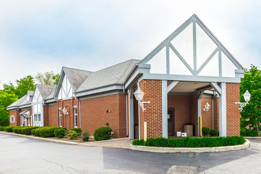 Commercial Building, Golf Road, Libertyville, IL