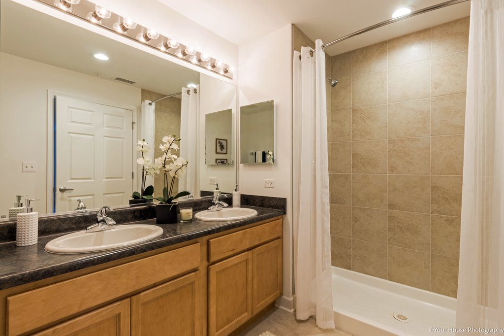 Bathroom, Reva Bay Lane, Fox Lake, IL