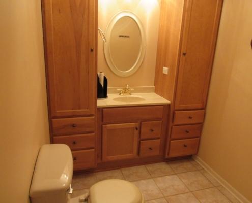 Master Bathroom, Oakwood Drive Fox Lake, IL