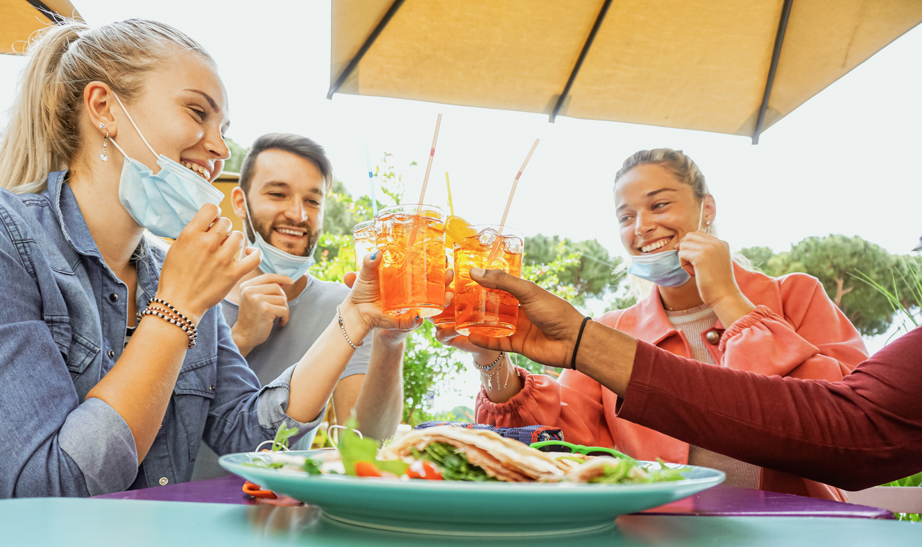 Reducing Customer Anxiety While Dining Out