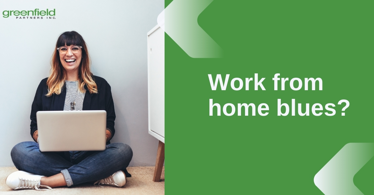 Got the WFH Blues? Here Are Our Top Three Tips for Maintaining Productivity While Working from Home