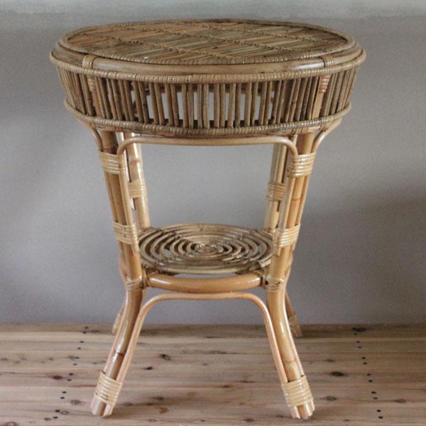 wicker-table