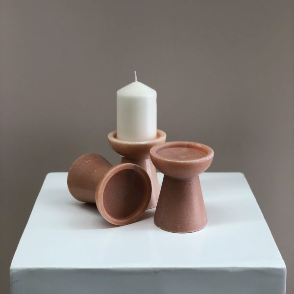 pink-marble-candlesticks