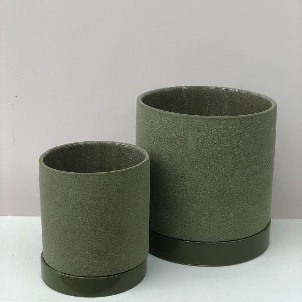 green-pots