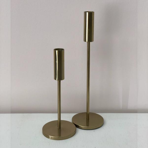 Gold-Candlesticks