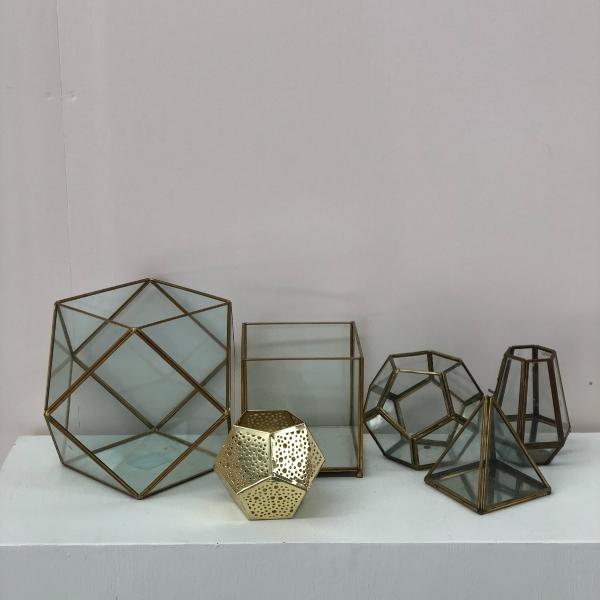 Gold-Terrariums