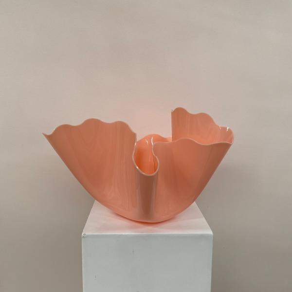 Peach-Vase-