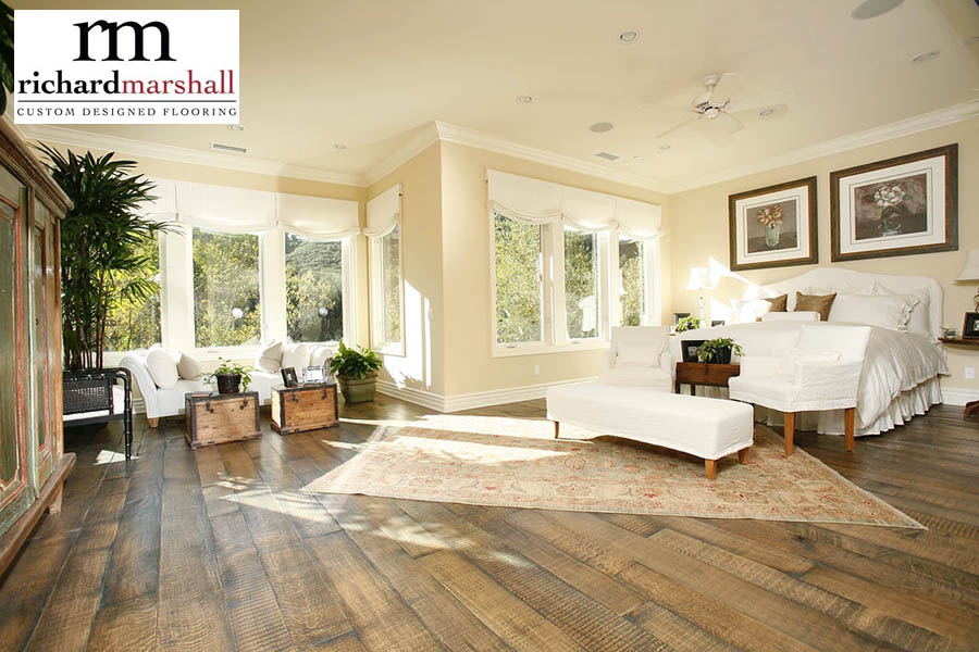 Richard Marshall Flooring Installation