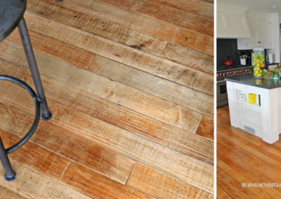 vintage wood floor 2