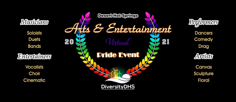 DiversityDHS Arts and Entertainment Pride Event