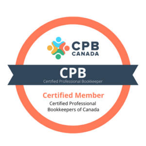 Canada Certified Professional Bookkeeper Badge