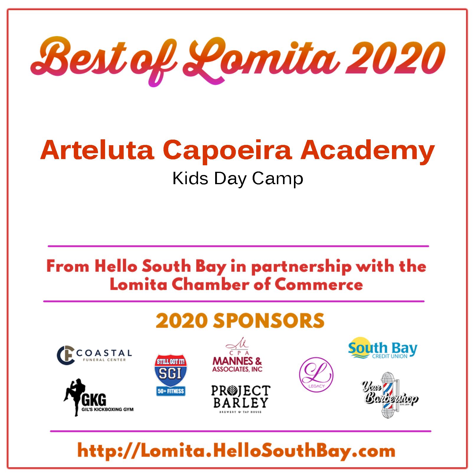Best of Lomita Award