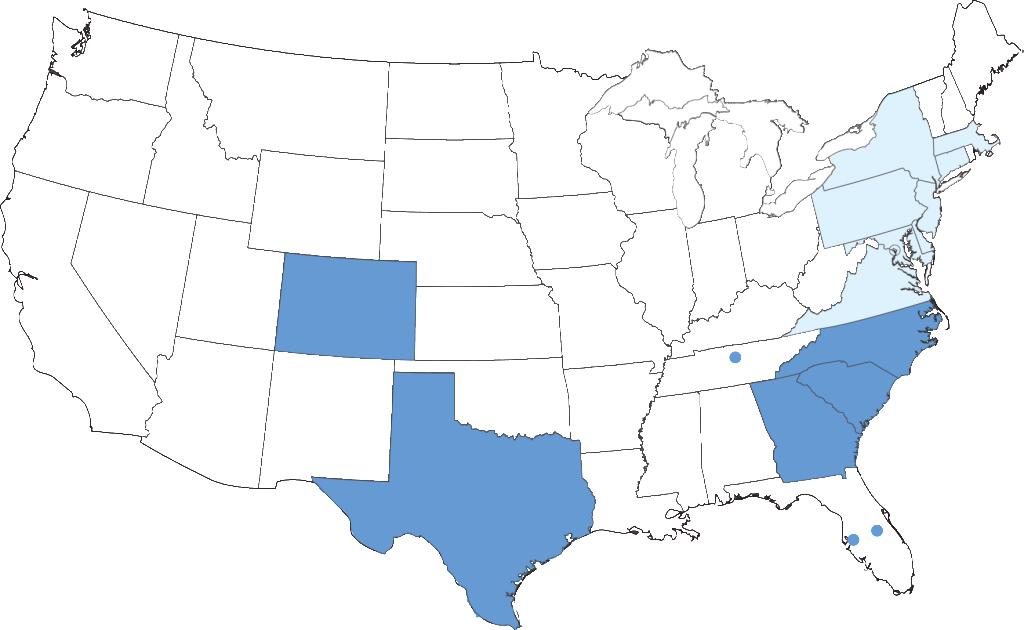 multifamily map