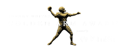 Johnny Unitas Golden Arm Award Logo