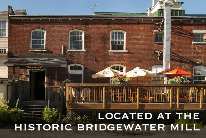 Located at Historic Bridgewater Mills