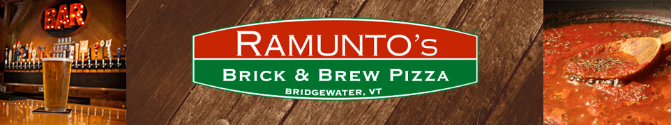 Ramuntos Brick & Brew Pizza