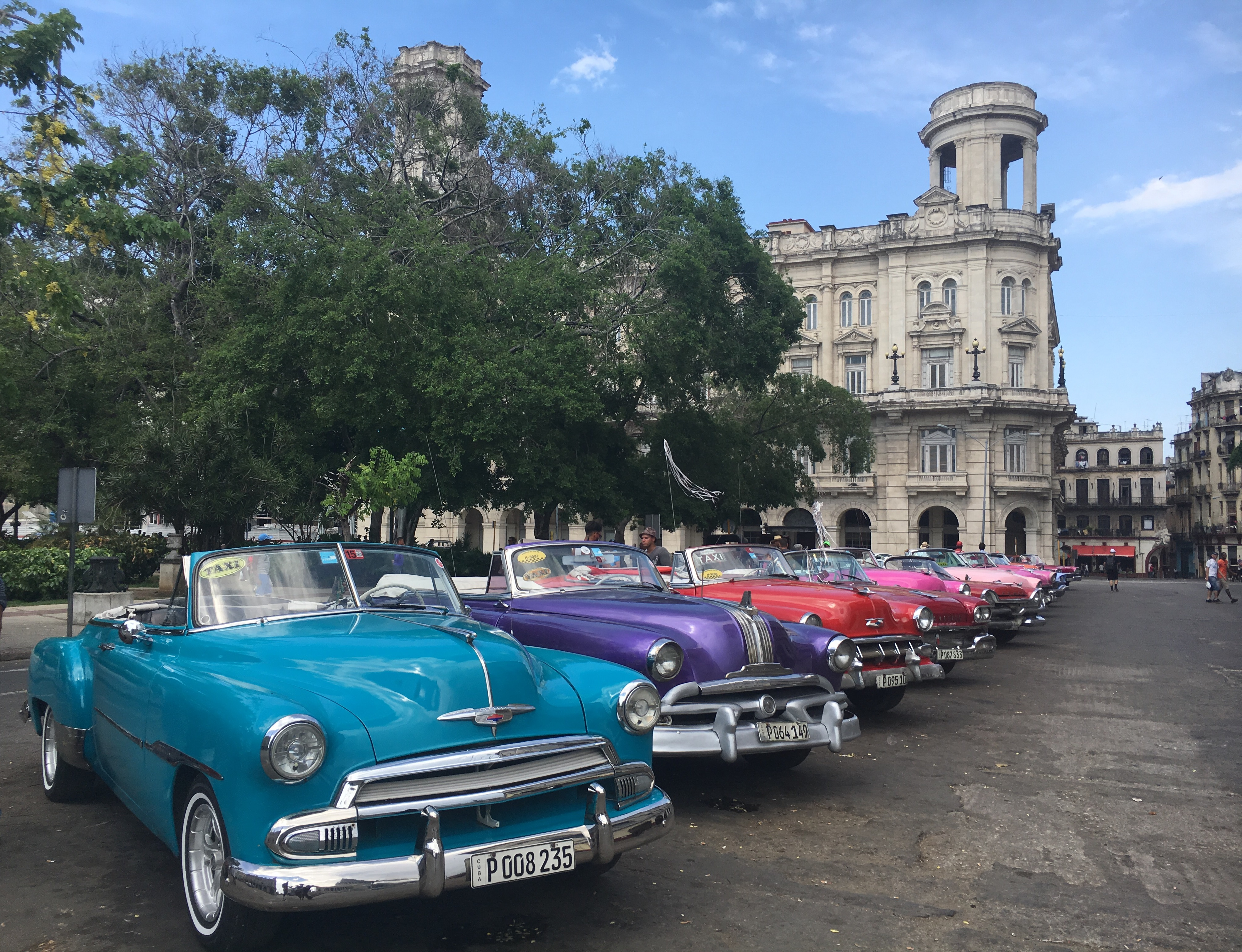 FROM PRESENT TO PAST: LET'S GO TO CUBA!