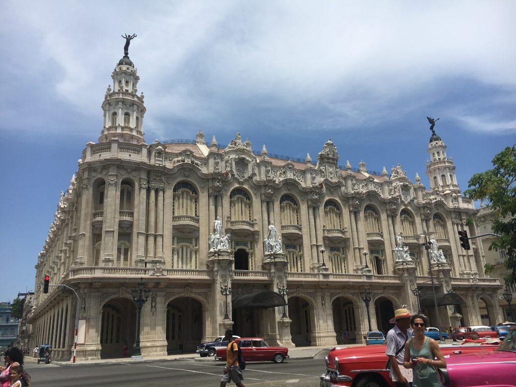 Gran Teatro de La Habana (Grand Theater of Havana)