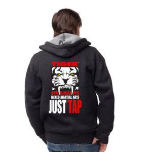 Hoodie Sweater Design Beazie the Artist Tigear TSMMA Tiger Schulmanns