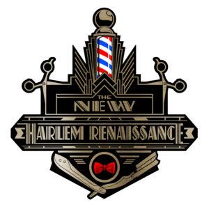 New harlem renaissance logo design beazie the artist